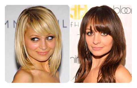 Les blondes peuvent aller brune