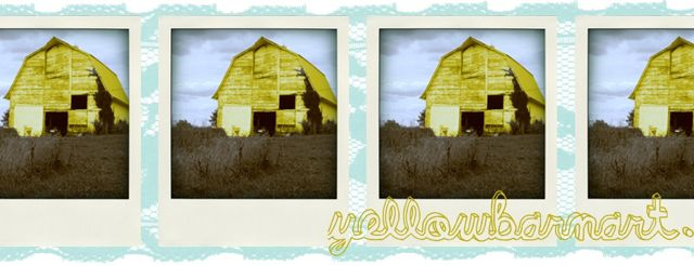 Yellow Barn Art