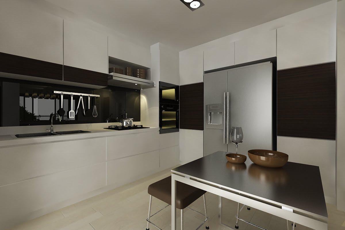 HighEnd Kitchen Design Ideas