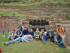 La ingenieria de irrigaciones en Tipon