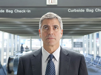 In Up In The Air, actor Clooney is a hired gun, and interviews I've read ...