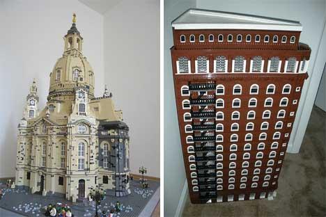 Lego Architecture Flatiron Building