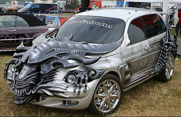 Crazy Car Mods