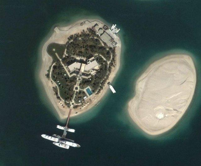 michael schumacher private island