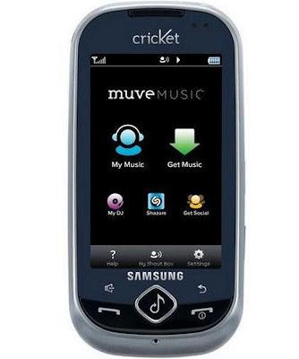 Samsung Galaxy Pop