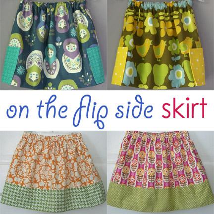 Pattern Review ~ Cute Skirts Pattern « Sew,Mama,Sew! Blog