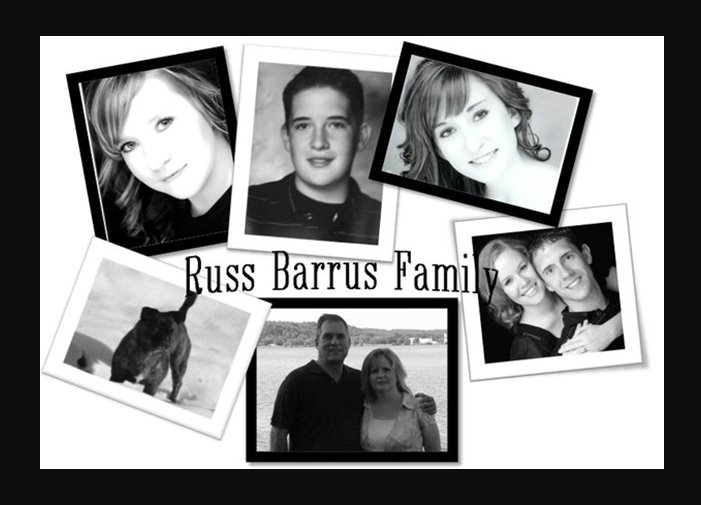 Russ Barrus Family