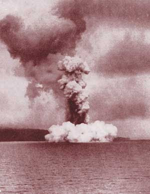 Gunung Tambora Meletus = Napoleon Kalah Perang [ www.BlogApaAja.com ]