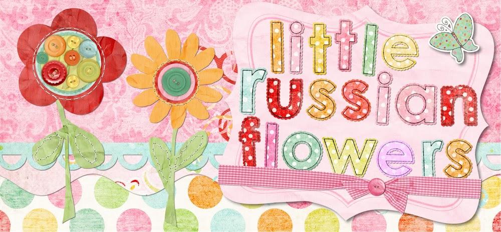 Little Russian Flowers