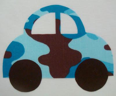 CAR APPLIQUE PATTERNS   Patterns For You