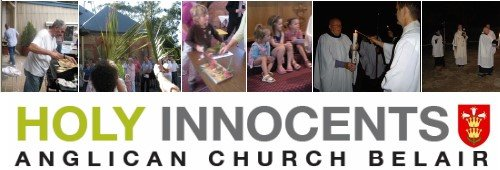 Holy Innocents Information Page
