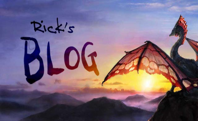 Rick's Blog