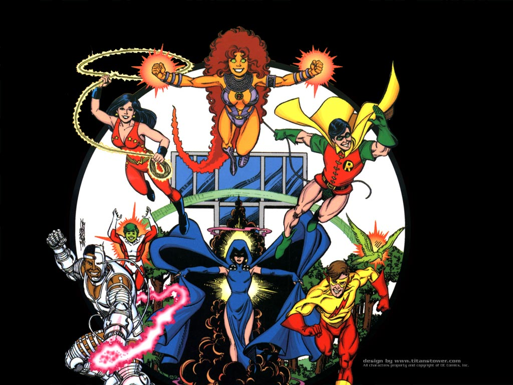 Call Teen Titans From Their 6