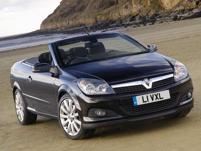 Vauxhall Astra - The Astra Twintop