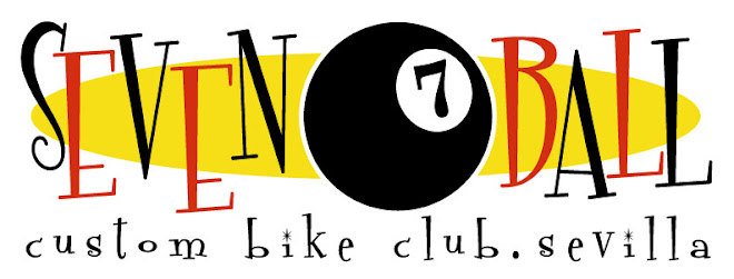 SEVEN BALL SEVILLA Club Custom Bikes