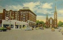 1955 Post Card
