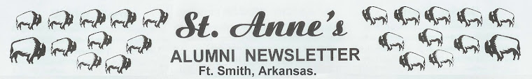 St. Anne's Alumni Newsletter