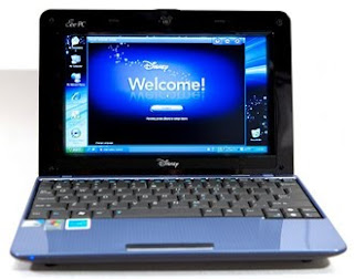 Asus Disney Netpal Netbook Blue