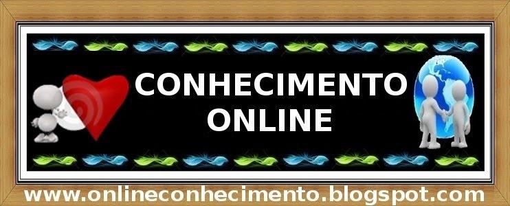 CONHECIMENTO ONLINE