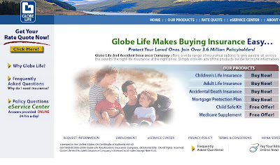 Globe Life Insurance Quotes Entrancing Globe Life Insurance Company Information