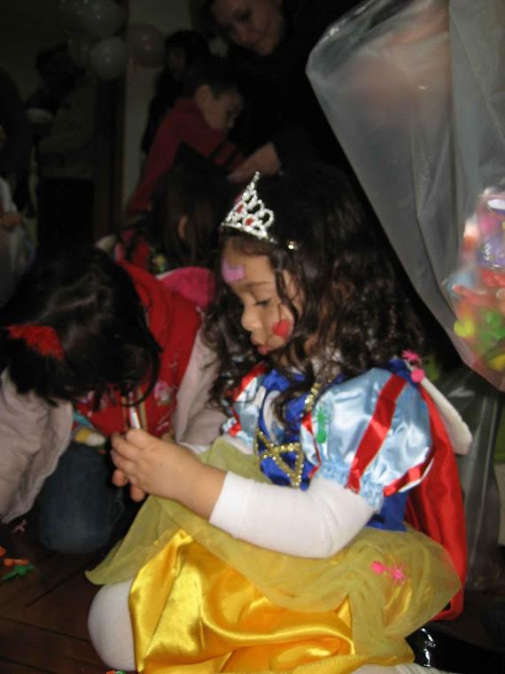 La cumpleañera y su vestido soñado