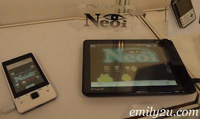 Neoi Lifepad