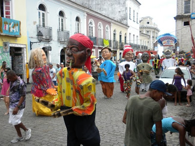 Pipocada, peeing and Beyoncé in Salvador's Carnaval