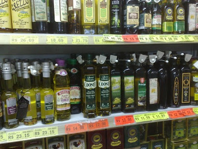 Guarding olive oil and fighting bad cholesterol