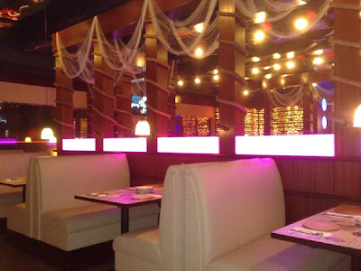 A new seafood restaurant in Jeddah: The Manhattan Fish Market