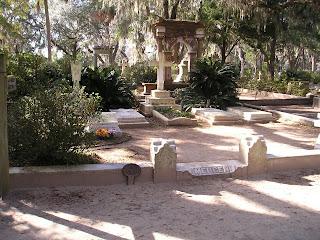 en Fat: Bonaventure Cemetery, Savannah, Ga. Grless Gardens Html on
