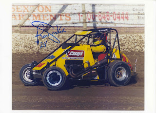 midget racing butler Ron