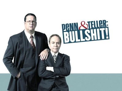 The Response To The Gun-Grabbers, Delivered By Penn And Teller