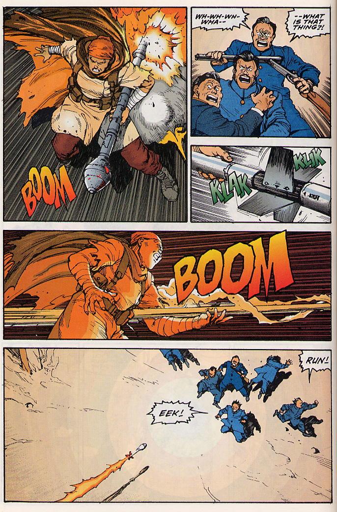 Akira 17 Page 32