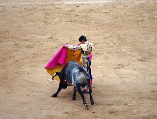El Payo ejecutando una tafallera en Madrid
