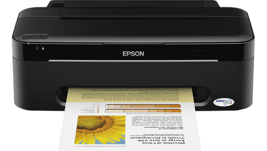 Inkjet Printers Epson Service Manual And Driver Download