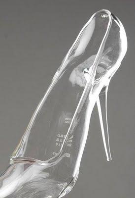Marc Jacobs Cinderella Glass Slipper - New Marc Jacob Transparent Pump