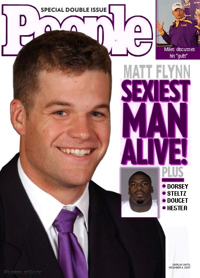 MATT FLYNN People Magazine