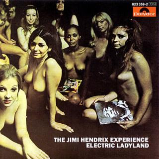 Jimi Hendrix - Electric Ladyland (disc 1)