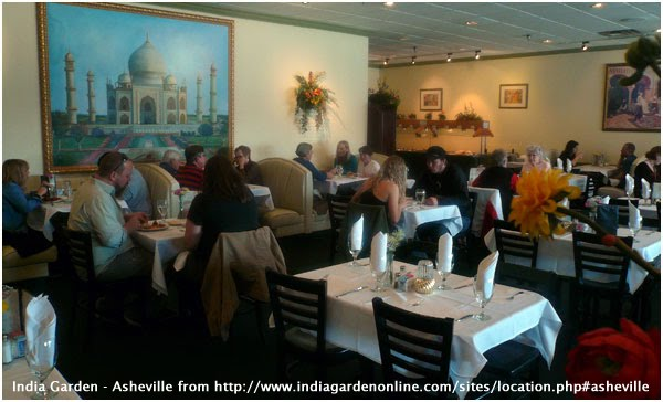 india garden has a somewhat formal atmosphere white table cloths and waiters wearing ties but the clientele is generally quite casually dressed - India Garden Blacksburg