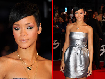 rihanna short hair. rihanna short hair.