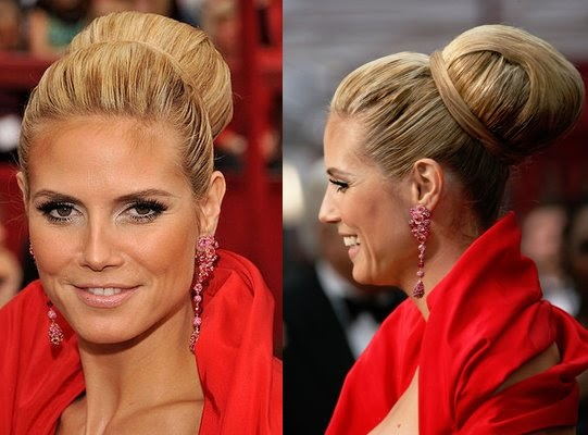 Heidi Klum Hair Styles: Men Women Hairstyles: Heidi Klum's 2009 Hairstyles With