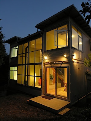 Home and interior design picture modern container homes for Modern container home designs