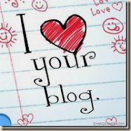 Love UR Blog Awards