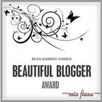 Award dr Miz Fieza