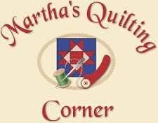 Martha's Quilting Corner