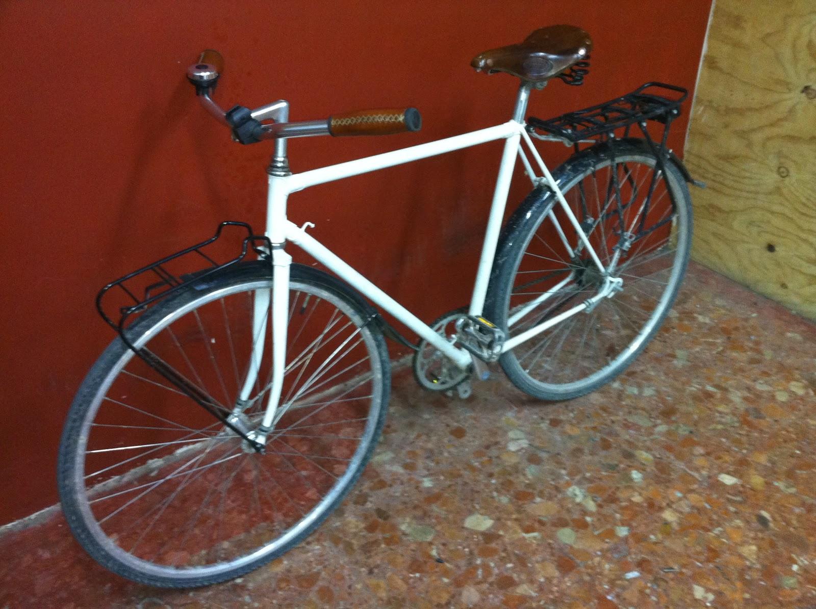 Anttaller: La bicicleta del abuelo