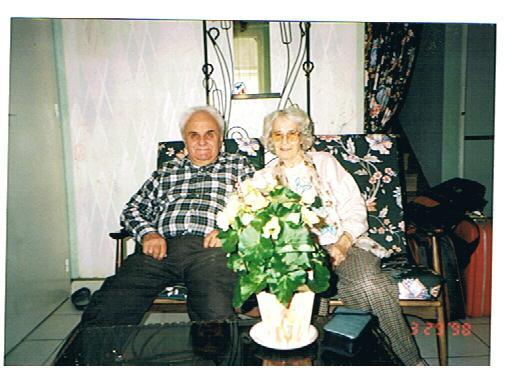Pierre et Renee Magre