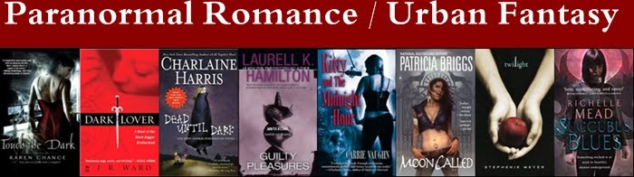 Paranormal Romance / Urban Fantasy