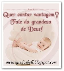 Selinho...Ganhei da Bell ♥ Blog Meu Segredo♥