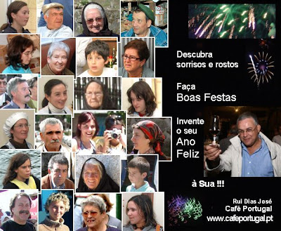 Café Portugal - Faça BOAS FESTAS!